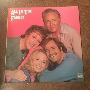 Other - All In The Family Vinyl LP Album